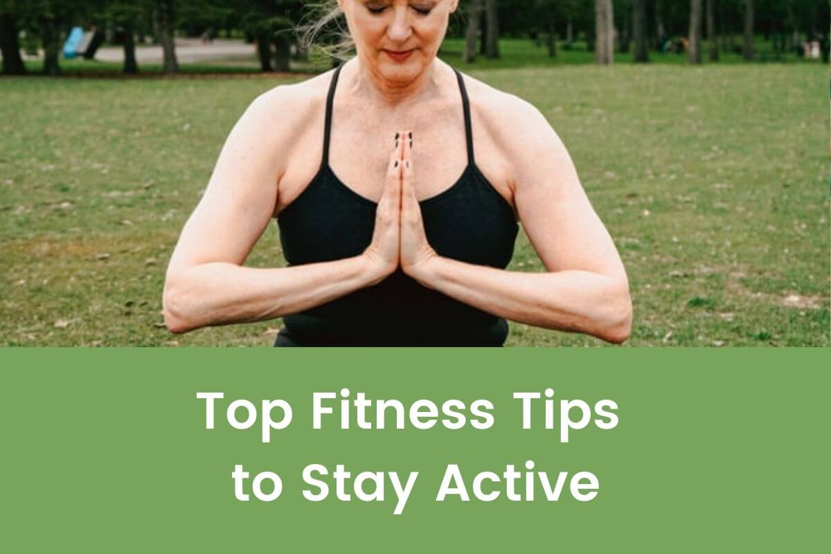 Fitness Tips to Stay Active In Retirement- Featured Shot